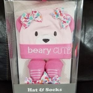 Accessories - Hat and socks